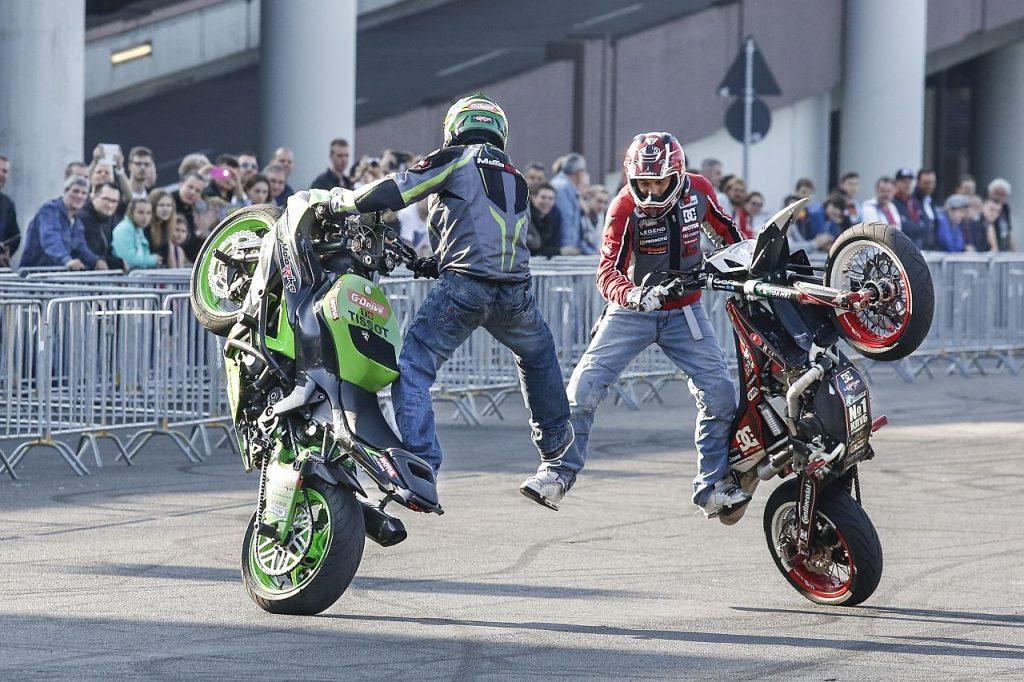 Intermot Stuntshow