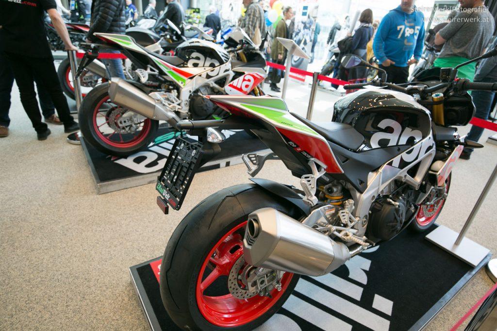 Aprilia Motorräder