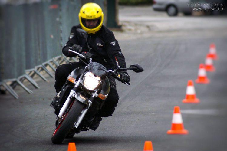 ÖAMTC Motorradtraining